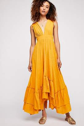 The Endless Summer Fp Beach Sunday Sunshine Maxi Dress