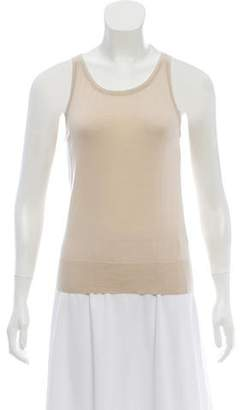 Alaia Wool Sleeveless Top