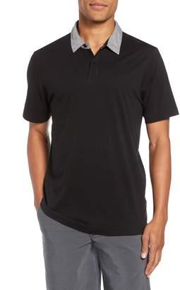 Travis Mathew Rupert Short Sleeve Regular Fit Polo Shirt