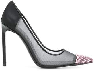 Tom Ford crystal embellished pumps