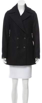 Rag & Bone Short Wool Coat
