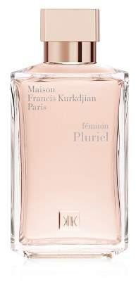 Francis Kurkdjian féminin Pluriel Eau de Parfum 6.8 oz.