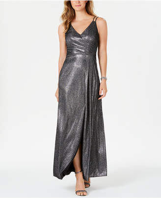 Night Way Nightway Glitter Gown