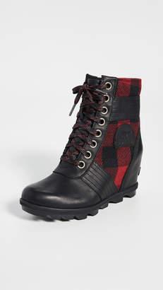 Sorel Lexie Wedge Boots