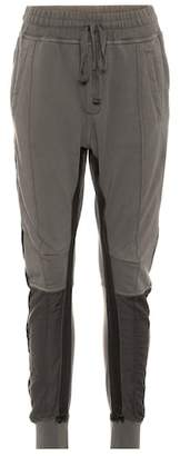 Haider Ackermann Cotton trackpants