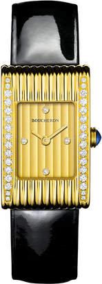 Boucheron Reflet 18ct yellow-gold