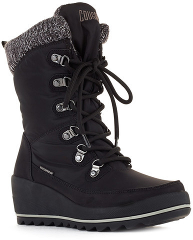 Cougar Cougar Layne Waterproof Wedge Boot