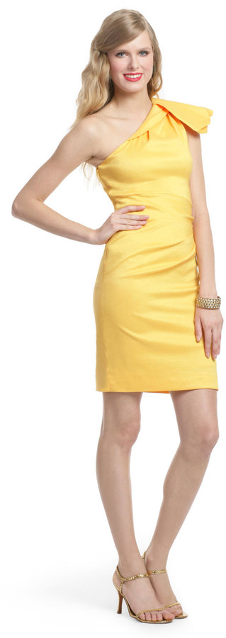 Badgley Mischka Ray of Light Dress