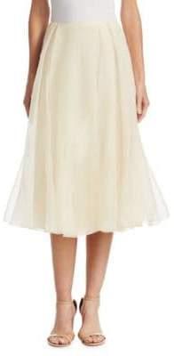 Ralph Lauren Collection Isabella Midi Skirt