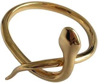 Chloé Gold Metal Bracelet