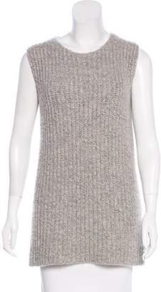 Hermes Sleeveless Crew Neck Sweater
