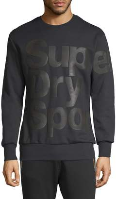 Superdry Men's Combat Crew Sweater