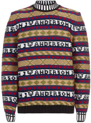 J.W.Anderson Logo Sweater