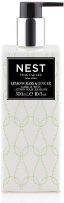 NEST Fragrances Lemongrass & Ginger Hand Lotion, 10 oz.