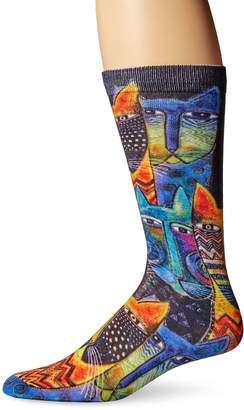 Laurèl Burch Men's Crew Sock