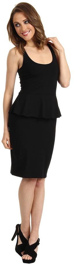 Susana Monaco Jackie Dress (Black) - Apparel