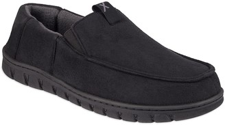 Men's Exact Fit Venetian Flex Fit Moccasin Slipper