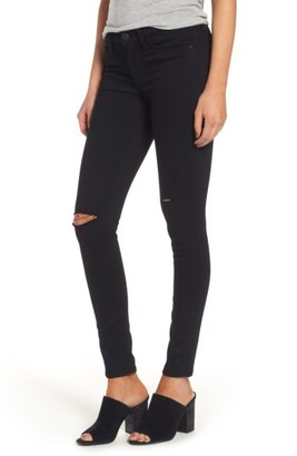 Women's Hudson Jeans 'Elysian - Nico' Super Skinny Jeans $205 thestylecure.com