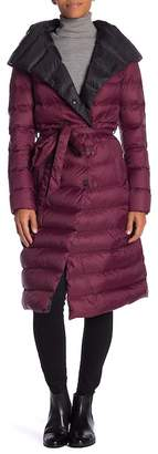 Soia & Kyo Quilted Down Parka