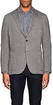 """Boglioli Men's """"K Jacket"""" Travel Wool Jersey Two-Button Sportcoat"""