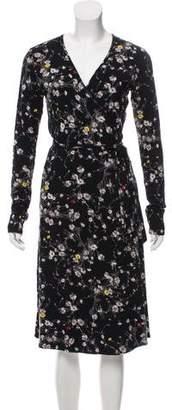 Paul Smith Floral Midi Dress