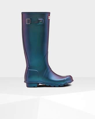 Hunter Women's Original Nebula Tall Rain Boots