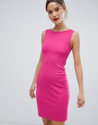 French Connection Lula Ponte Pencil Dress
