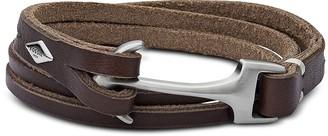 Fossil Men's Anchor Bracelet