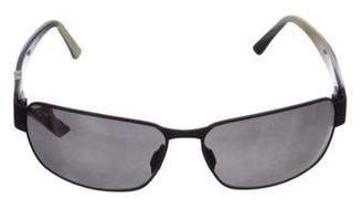 Maui Jim Black Coral Tinted Sunglasses