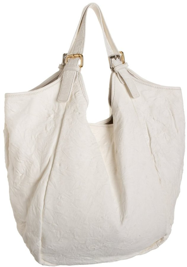 Cynthia Vincent Berkeley Large Tote,White,one size