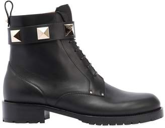 Valentino 30mm Lock Boots