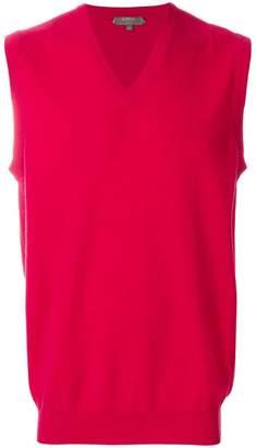N.Peal V-neck sleeveless sweater