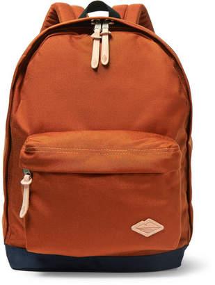 Battenwear - Canvas Backpack - Orange