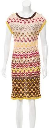 Missoni Patterned Midi Dress