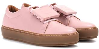 Acne Studios Exclusive to mytheresa.com – Adriana TurnUp leather sneakers