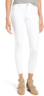 Women's Articles Of Society Carly Skinny Crop Jeans $64 thestylecure.com