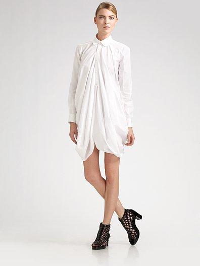 Junya Watanabe Cotton Shirtdress