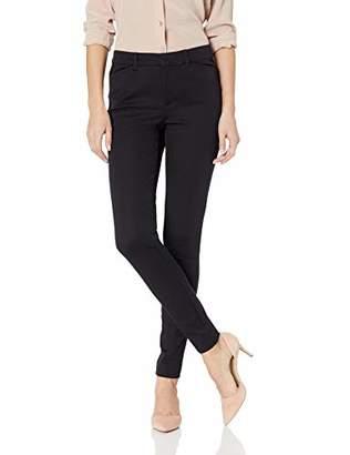 Amazon Essentials Women's Solid Bi-Stretch Pant