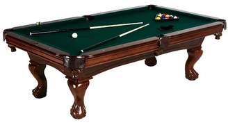 Pool' Barrington Billiards Company Barrington Hawthorne 8.3' Pool Table