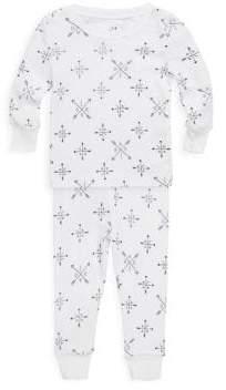 Aden Anais aden + anais Baby's, Toddler's& Little Girl's Two-Piece Love Pajama Set