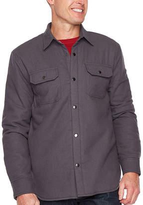 M·A·C Big Mac Sherpa linedt Shirt Jacket - Big & Tall
