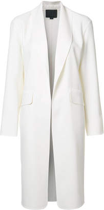 Alexander Wang shawl collar coat