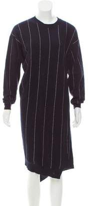 Stella McCartney Wool Striped Dress