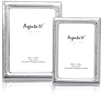 Argento Sc Hammered Small Frame 8 X 10