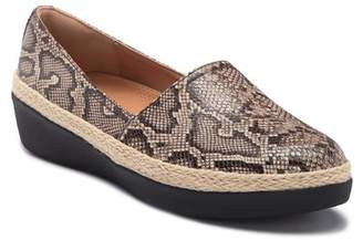 FitFlop Casa Wedge Loafer