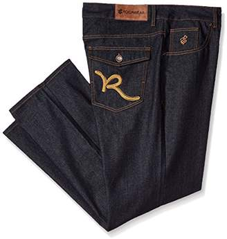 Rocawear Men's R Pocket Script Jean