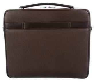 Louis Vuitton Taiga Porte Ordinateur Odessa Briefcase