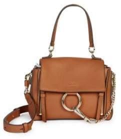 Chloé Mini Faye Daye Top Handle Bag