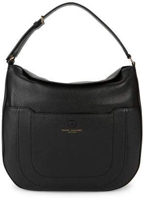 Marc Jacobs Empire City Leather Hobo Bag