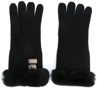 052ba2320601 Fur Trim Gloves - ShopStyle UK